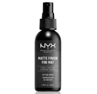 NYX Professional Makeup Fixačný sprej Matte Finish