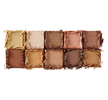 NYX Professional Makeup Paletka očních stínů Perfect filtr shadow Golden Hour