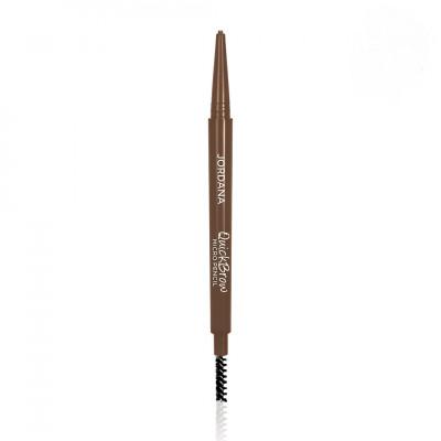 Jordana Vysouvací tužka na obočí s tenkým hrotem QuickBrow Micro Brow Pencil