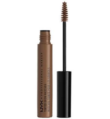 NYX Professional Makeup Gél na obočie Tinted Brow Mascara Chocolate