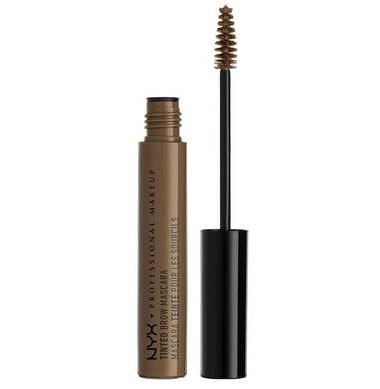 NYX Professional Makeup Gél na obočie Tinted Brow Mascara Brunette