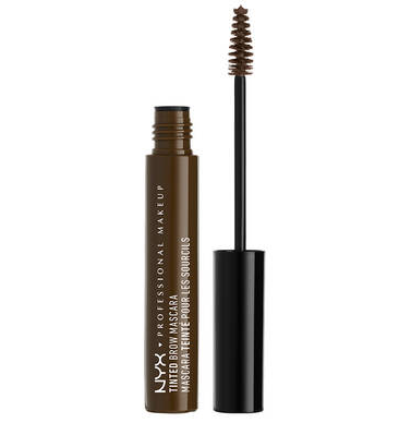 NYX Professional Makeup Gél na obočie Tinted Brow Mascara Espresso