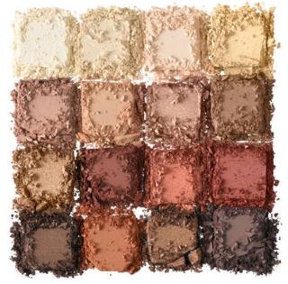 NYX Professional Makeup Paletka očních stínů Ultimate Shadow Warm Neutrals