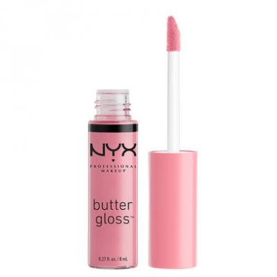 NYX Professional Makeup Krémový rúž na pery Butter Gloss