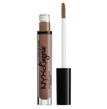 NYX Professional Makeup Tekutá rtěnka s matným finišem Lip Lingerie