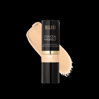 Milani Make-up v tyčinke Conceal + Perfect Foundation Stick