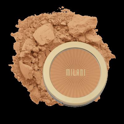 Milani Matný Bronzer Silky Matte Bronzing Powder Sun