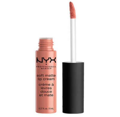 NYX Professional Makeup tekutý rúž s matným finišom Soft Matte Lip Cream