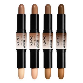 NYX Professional Makeup obojstranná kontúrovacia tyčinka Wonder Stick