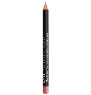 NYX Professional Makeup Ceruzka na pery Suede Matte Lip Liner