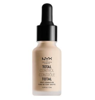 NYX Professional Makeup Make-up Total Control Drop Foundation