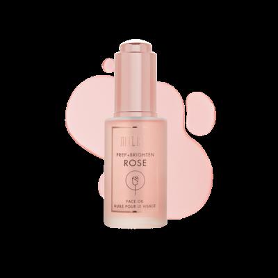 Milani Pleťový olej z růží Prep + Brighten Rose Face Oil
