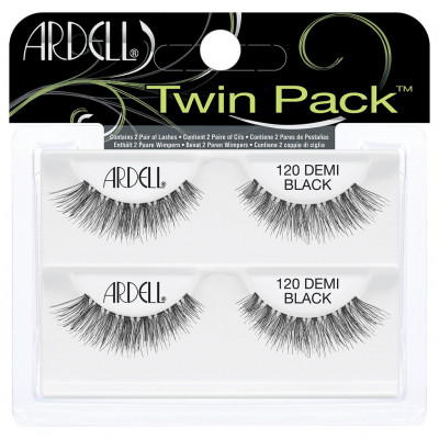 Prírodné mihalnice Ardell Twin Pack Wispies 120