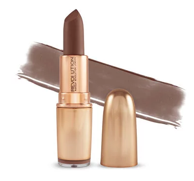 Makeup Revolution Matný rúž na pery Iconic Matte Lipstick
