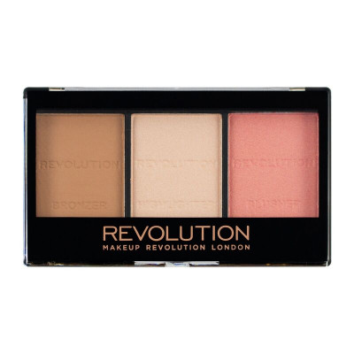Makeup Revolution Kontúrovacia paleta Ultra Sculpt & Contour Kit