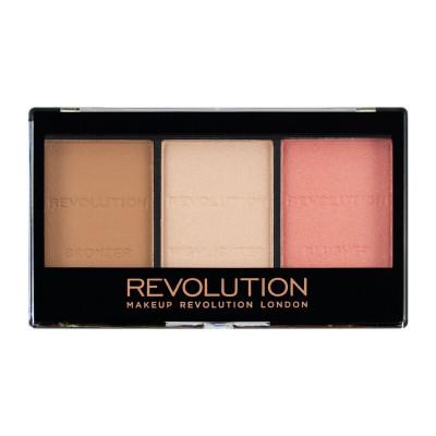 Makeup Revolution Konturovací paleta Ultra Sculpt & Contour Kit