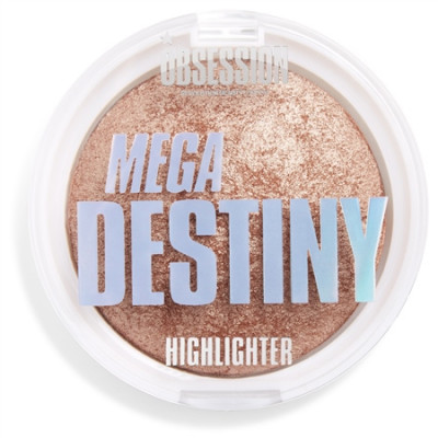 Makeup Obsession Rozjasňovač na tvár Mega Destiny Highlighter