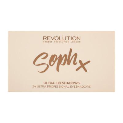 Makeup Revolution Paleta očných tieňov Soph X