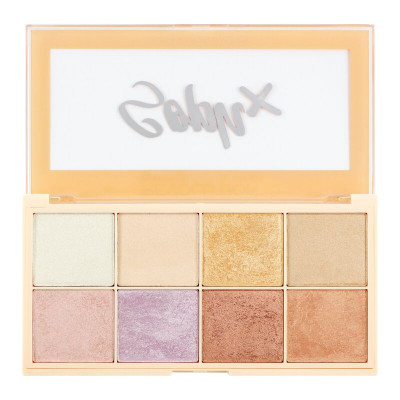 Makeup Revolution, Soph X, paletka rozjasňovačů
