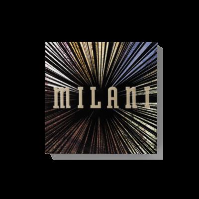 Milani Paleta očních stínů Gilded Noir Eyeshadow Palette