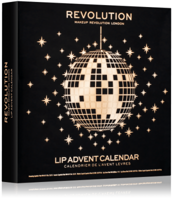 Makeup Revolution Darčeková sada Lip Advent Calendar
