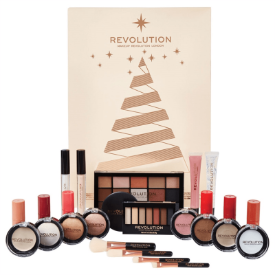 Makeup Revolution Dárková sada Advent Calendar 2018