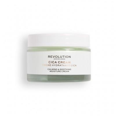 Revolution Skincare Upokojujúci krém na tvár Cica Cream