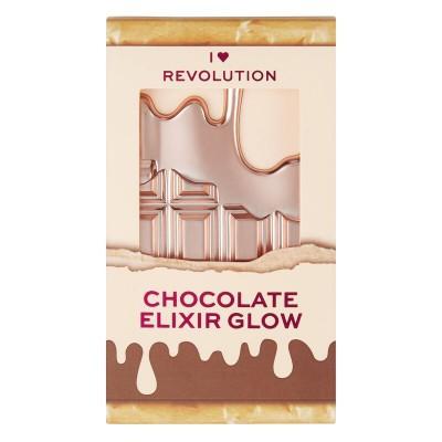 I♥Revolution Elixir Glow Paleta rozjasňovačov