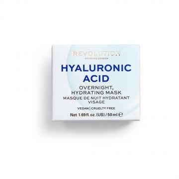 Revolution Skincare Hydratačná maska na tvár Hyaluronic Acid Overnight Hydrating