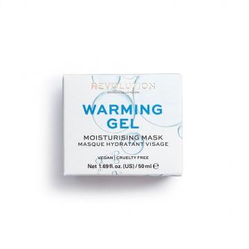 Revolution Skincare Warming Gel Moisturising Face Mask Maska na tvár