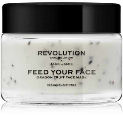 Revolution Skincare X Jake - Jamie Dragon Fruit Face Mask Maska na obličej
