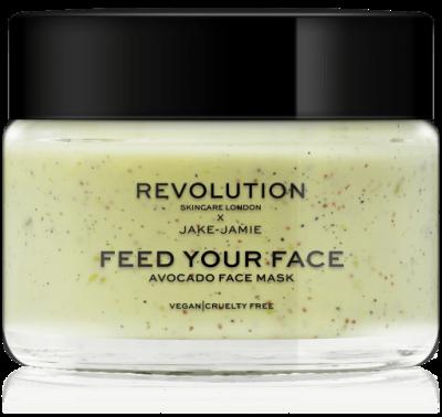 Revolution Skincare x Jake – Jamie Avocado Face Mask Maska na tvár