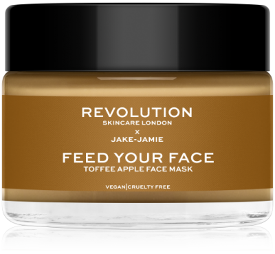 Revolution Skincare x Jake - Jamie Toffee Apple Face Mask Maska na obličej