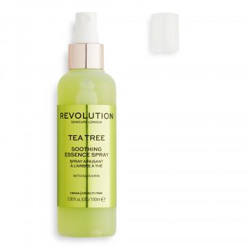 Revolution Skincare Tea Tree Essence Spray Sprej na pleť