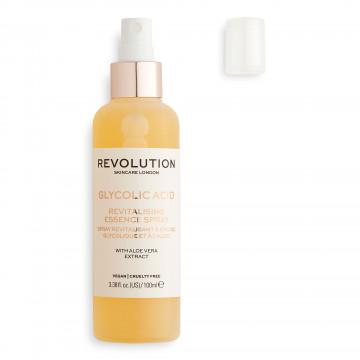 Revolution Skincare glycolic & Aloe Essence Spray Sprej na pleť