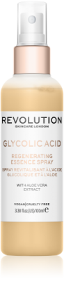 Revolution Skincare glycolic & Aloe Essence Spray Sprej na pleť