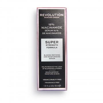 Revolution Skincare Extra 15% niacinamid Sérum na pleť