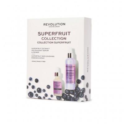 Revolution Skincare superfruit Serum & Spritz Sada na rozjasnění pleti