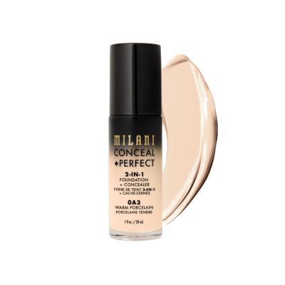 Milani krycí make-up Conceal + Perfect 2-in-1 Foundation + Concealer