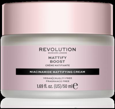 Revolution Skincare Mattify Boost Matující krém na obličej