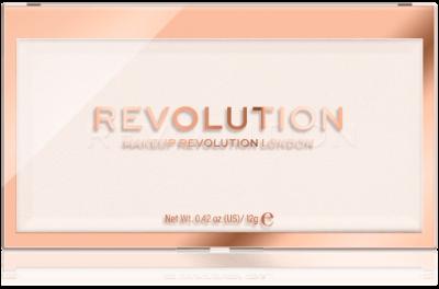 Makeup Revolution Fixační pudr Matte Base