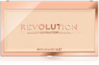 Makeup Revolution Fixačný púder Matte Base