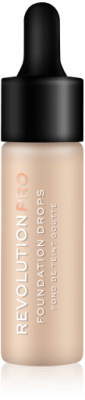 Makeup Revolution PRO Foundation Drops Makeup s pumpičkou