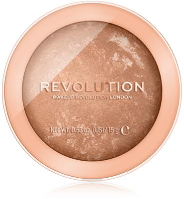 Makeup Revolution Bronzer na obličej Re-Loaded Take a Vacation