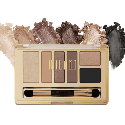 Milani Cosmetics Everyday Eyes Powder Collections Must Have Naturals