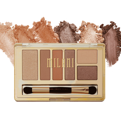 Milani Cosmetics Everyday Eyes Powder Collections Earthy Elements