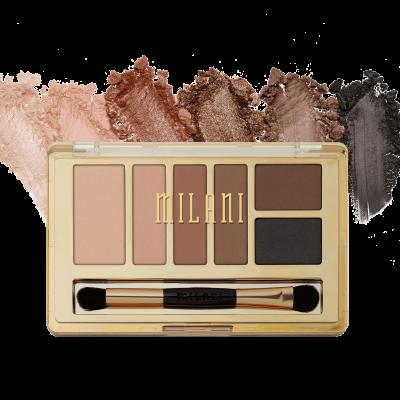 Milani Cosmetics Everyday Eyes Powder Collections Matte Basics