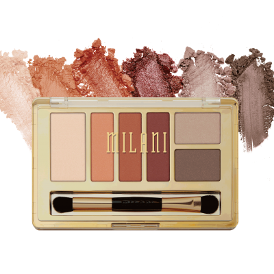 Milani Cosmetics Everyday Eyes Powder Collections Modern Mattes