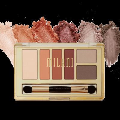 Milani Cosmetics Everyday Eyes Powder Collections Modern Mattes