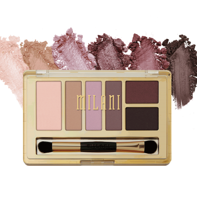 Milani Cosmetics Everyday Eyes Powder Collections Romantic Mattes